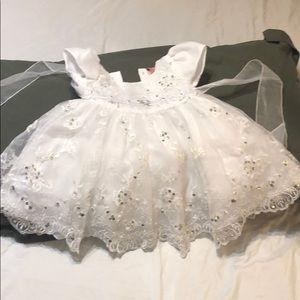 Other - Toddler white Christening dress